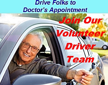 Join our Volunteer Driver Team